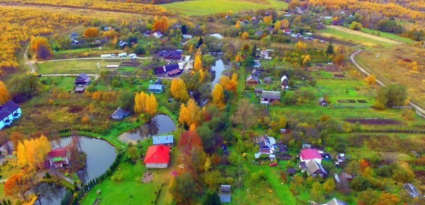 Купить участок в деревне Конюшино, Заокский рн, Тульская область