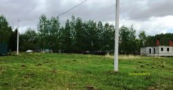 Участок 15 соток в центре пос. Дмитриевское, Заокский район, свет, газ