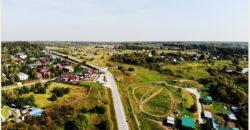 Участки в деревне Скрипово, Заокский район, 105 км по Симферопольскому шоссе.