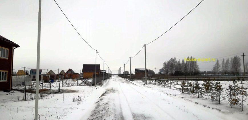 Участки в Дачном посёлке, 125 км от Москвы, по Симферопольскому шоссе.