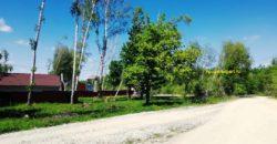Дачный участок 50 сот. на берегу пруда, электричество и подъезд