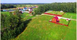 Дачные участки в посёлке Шеверняево Тульской области
