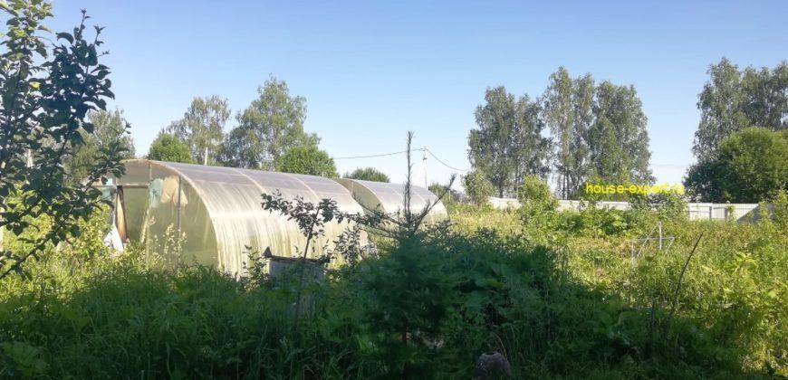 Блочный дом 140 кв.м в деревне, уч. 15 сот. примыкает к лесу.
