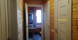Жилой дом под ключ 120 кв.м., участок 10 сот., Заокский р-н пос., Скрипово