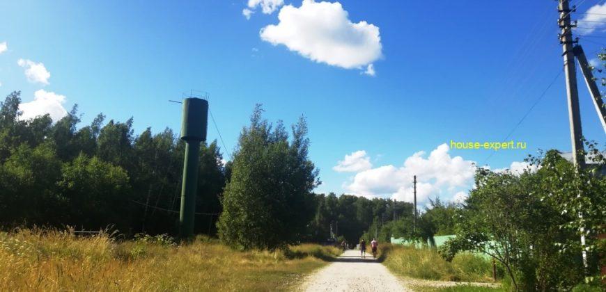 Дача у станции Ж/Д Романовские дачи 110 км от МКАД