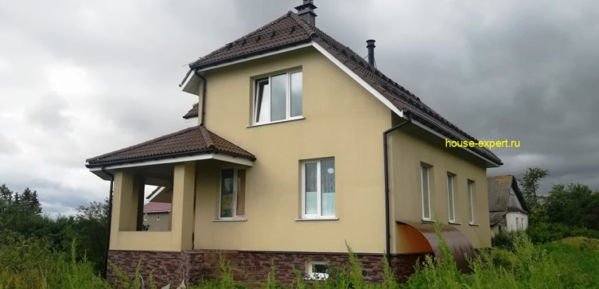 Жилой дом 260 кв.м 80 сот. по Симферопольскому шоссе 130 км от МКАД