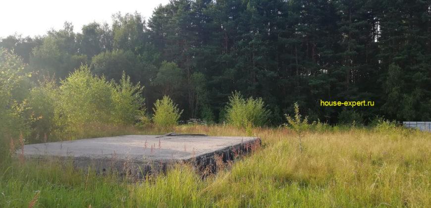 Участок 15 сот. у леса, сосны, свет, подъезд, электричка