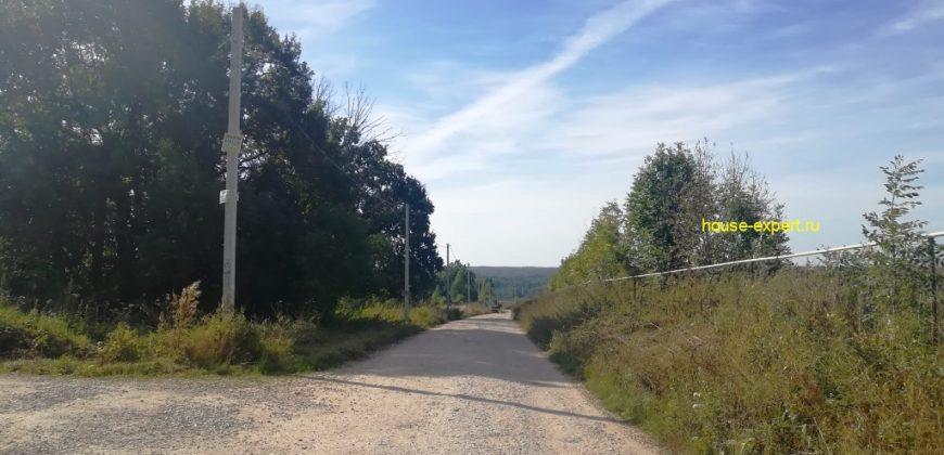 Участок 29 сот. Свет, газ, подъезд. Темьянь Заокского района.