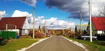 Участок 32 сотки в д. Теряево 2, Заокского района, электричество и дорога.