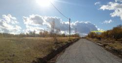 Участок 22 сотки, деревня Теряево 2, свет и подъезд.