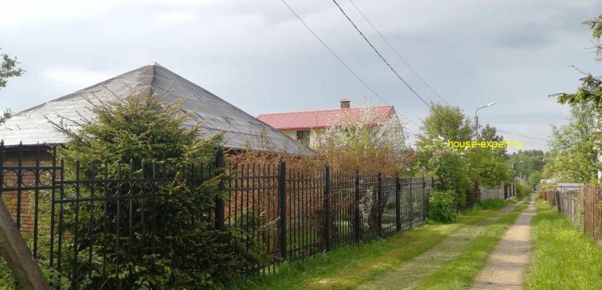 Дачный участок со строением, рядом с Ж/Д станцией «Приокская» в 100 км от МКАД