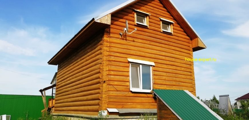 Дом в центре посёлка Заокский, асфальтированный подъезд, электричка.
