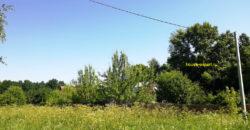 Крайний участок к лесу в жилом посёлке Мышенки, 105 км от МКАД