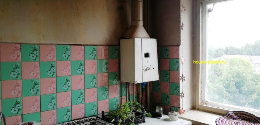 Двухкомнатная квартира в Заокском, 47 кв.м., электричка.