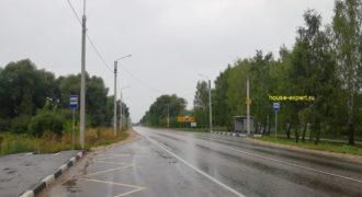 Участок 35 соток, 125 км от МКАД, электричка ж/д ст. Пахомово.
